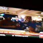 No les alcanzaba con quemar la cancha. #riBergüenza http://t.co/dItfg4DkuF