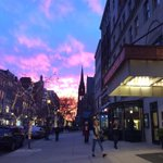 "Yesterday seems so long ago ""@BosBizSara: Blown away by Bostons beauty today. @OnlyInBOS #amazingsunset http://t.co/0BavlwzN6Q"""