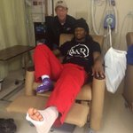 Todd Gurley had successful ACL surgery today! #PrayForTodd http://t.co/Z9kasbP18P