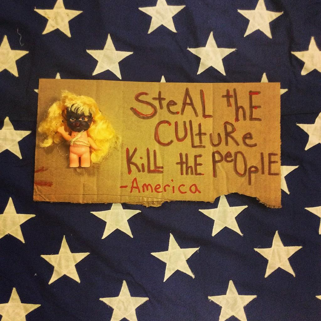 @davonmagwood #stealtheculture #killthepeople #america http://t.co/jpQFg6L5jg