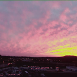 Spectacular sunset captured by our AAA Systems webcam taking place right now in #BGKY! #wbkowx #kywx http://t.co/tGa89bpWA1