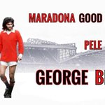 George Best passed away 9 years ago today. R.I.P George. The Best Ever. #MUFC http://t.co/DMS4dS5bHX