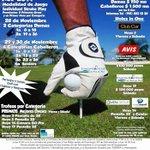 Este fin de semana participa en el Torneo Aniversario de Cancun Golf Club at Pok Ta Pok @mcaribbeangolf @sedetur http://t.co/SGcT7B5OH6