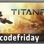 Another chance to win Titanfall in our #freecodefriday.  FOLLOW & RT by 19:00 CET for a shot at winning a PC copy. http://t.co/6yey8s0nEK