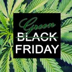 Green Friday: Lojas de maconha preparam promoções para a Black Friday, nos EUA. http://t.co/wM7n4PlL0W http://t.co/BHE42JEzwD