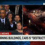 ".@BarackObama: ""The problem is not just a #Ferguson problem, it is an American problem."" @CNN http://t.co/OeNACkV8g4 http://t.co/ekFyB2FZeG"