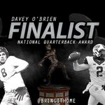Trevone Boykin has been named a finalist for the 2014 @daveyobrien National Quarterback Award! #BringItHome http://t.co/psfAoqdWeO