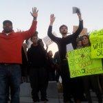 HOUSTON solidarity rally taking place NOW at MacGregor Park at MLK memorial! #Ferguson #FergusonDecision http://t.co/eynd4WDPzr