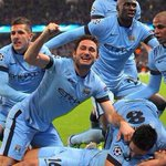 Look at Frank Lampards face - City to the core. #mcfc #cfc http://t.co/MqH7i70iKf