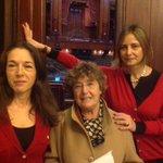 @AdrianaGalgano @PiaLocatelli e @geaschiro ottengono una sessione in Aula per #noallaviolenzasulledonne #opencamera http://t.co/uwuPvxEObG