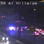 TRAFFIC ALERT: 911 dispatcher said 6 vehicle accident no serious injuries at WB Kellogg near Hillside. #KWCHtraffic. http://t.co/NEl0rbGOQ5