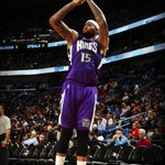 Another double-double from @boogiecousins (22 pts/12 reb) as the @SacramentoKings beat the Pelicans in New Orleans http://t.co/p3GVIXvvSL