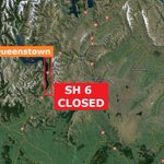 Please RT #SH6 will b closed 4 several hours between Kingston & #Queenstown due 2 a #crash. #Delays ^WS http://t.co/GBZLLTtYJ7