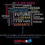 #ConfluirJóvenes viernes 28 a las 15:30 en el Centro de Convenciones de Limache. Veni! Sumate! http://t.co/bqZkCgsEdJ