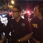 HPD got us surrounded at Dowling/Arbor. #Ferguson #FergusonDecision http://t.co/gEGDBJFQjp