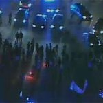 AVOID northbound lanes of Downtown Atlanta near Edgewood Ave due to protesters. WATCH LIVE >> http://t.co/Wh6S6Dymmx http://t.co/k3jZ0xwXWj