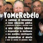 Estos sí son los #YoMeRebelo que nos interesan a la mayoría de los chilenos. http://t.co/p8PYpRLyaI