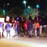 On Southmore and Dowling #Ferguson #Houston http://t.co/pEZU7LtGIP
