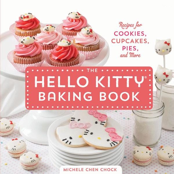 Love baking? The Hello Kitty Baking Book by Michele Chen Chock offers recipes for @hellokitty sweets!! <3 #kittycraze http://t.co/TRT3L0K02I