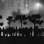 White Night Riots, May 1979. San Francisco riots after Harvey Milks killer is given lightest possible conviction. http://t.co/kBXOnGDCVB