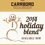 New holiday blend is out for you to enjoy and share with family and friends! http://t.co/IeAGoUbBAO