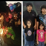#KHOU AT 10:Hundreds at vigil for 5 children who died in fire at their home.The oldest tried to save siblings. http://t.co/S98POzQUpo