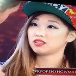 Tinelli: _Sos Coreana de Corea? Yun: _Si, soy Coreana del Chaco... #KPopEnShowmatch http://t.co/FuCXy69pqB