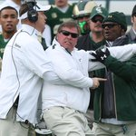 I like to think this is Jim McElwains reaction to Colorado State not being ranked in the CFP Top 25. #CSURams http://t.co/hMTs2S9U9p