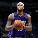 DeMarcus Cousins (18pts 10rebs) has his 11th double-double of the season and seventh straight. #SacramentoProud http://t.co/t3e5moaWT0
