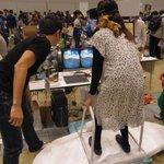肩にテト乗ってるw Maker Faire Tokyo 2014:未来きたあああああ! Oculus Riftでメ―ヴェ飛行体験! - ねとらぼ http://t.co/FkK0vMWTvS @itm_nlabさんから http://t.co/ihUVdtt07q
