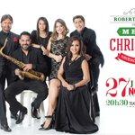 A pocos días del #MerryChristjazz ya compraron sus entradas? @ROBOLANOSAXO 27 de noviembre @TCAguayaquil http://t.co/2tUiqC8bxZ
