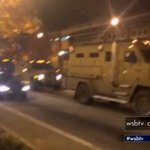 VIDEO: Atlanta police bring in SWAT truck as protests continue: http://t.co/pXHm5qxTMm #wsbtv http://t.co/509xZhWMzH