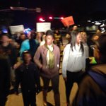 Protesters marching in streets of Houston. Team coverage from @DrewKaredesKHOU & I at 10p @KHOU #HouNews #Ferguson http://t.co/vlqWTCTcKo