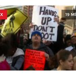 Watch: Peaceful protests at Houstons MacGregor Park http://t.co/rqVaP0teFz via @NewsFixHouston http://t.co/JzIkPMAbHD