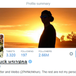 Nichkhun @Khunnie0624 changed his Twitter header picture = ] http://t.co/UfW6oLndtM