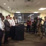Chief George Turner gives an update on Atlanta protests. #atlferguson mostly peaceful. http://t.co/KlQC9VJvWg