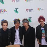 """""""@ARIA_Official: Its absolute bedlam here. Why? Because @5SOS HAVE ARRIVED #ARIAs http://t.co/C7MSr7ccJI"""""""