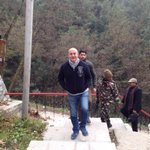 I am in KASHMIR.:) @ashokepandit #AdityaRoyKapur #NazirMalik