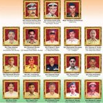 A 21 Gun Salute to our soldiers who laid their lives saving us during 26/11attacks.We can neverforget their sacrifice http://t.co/ylZCJkMZRs