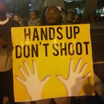 Faces and signs from #DTLAs Ferguson protest http://t.co/gtm0kkdrni