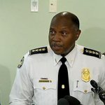 VIDEO: Chief Turner addresses media about protest: http://t.co/Xghg7Sben2 http://t.co/pv2qjG71ef