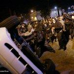 BREAKING: Outside #Ferguson City Hall - http://t.co/ZgPe3Piy82