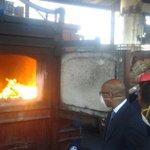 Today we have set on fire counterfeit goods worth nearly Kes.200m, @UKenyatta @WilliamsRuto @OleItumbi http://t.co/rR97lBoeh5