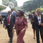 @MarthaKarua Arrives At Uhuru Park #RIPKajwang Log On To http://t.co/rL1pgNa1Az To See More Photos http://t.co/aDaxSUvLiw