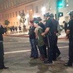 Arrestees 5 and 6 #LA #mikebrownprotest http://t.co/HROLT80rlG