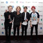 5SOS on the 28th Annual ARIA Awards Red Carpet (11/26/14) #9 http://t.co/8exVR8aaU7