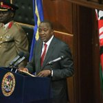 Wewe umefanya nini? What have you done to stop the violence meted on our women? ~ President @UKenyatta http://t.co/jz9AQ850Fp