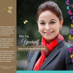 Being yourself makes you truly #Beautiful! #TheBeeCampaign at #IWC2015 - join us in Bali on 5-6th April 2015! http://t.co/V9TpKBSe4U