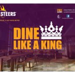 We are excited....Steers Kenyatta Avenue will be opening in a few days :) #DineLikeAKing http://t.co/y0oGk95R4K