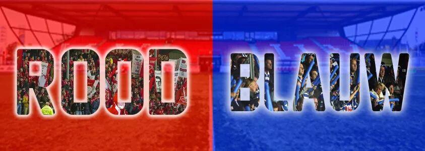 De derby der derby's staat weer voor de deur!  Beken dus kleur!   RETWEET = ROOD FAVORITE = BLAUW http://t.co/935UgaF11M